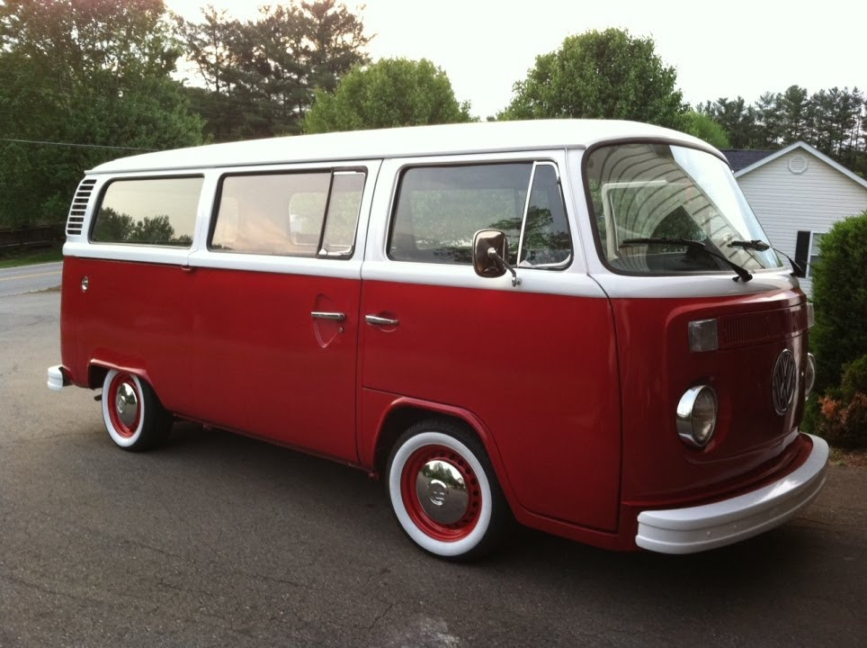 1968 Vw Bay Window Bus Funnydog Tv