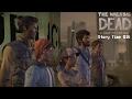 The Walking Dead New Frontier Story Time #16 Zombie Slip n Slide