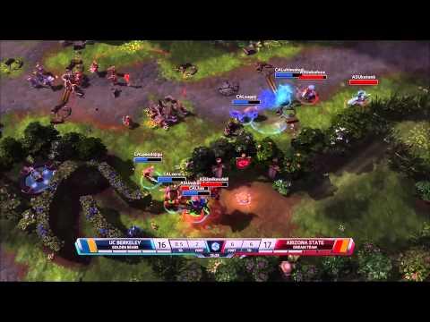Heroes of the Dorm Grand Final - UC Berkeley vs Arizona State Game 5 Highlights