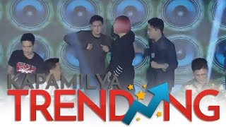 Zeus and Ryan dance to Vice Ganda