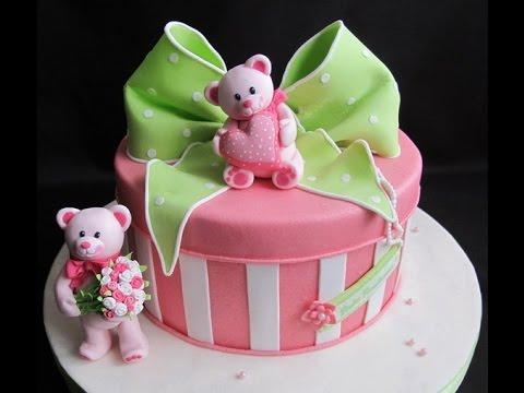 торты фото на день рождения детские