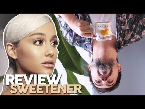 Música para tempos difíceis  Sweetener de Ariana Grande Review Faixa-A-Faixa