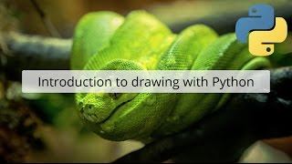 Introduction to drawing with Python