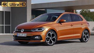 Nuova Volkswagen Polo R Line 2019 | 4K