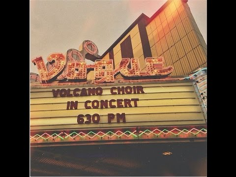 Volcano Choir - Acetate (Original)
