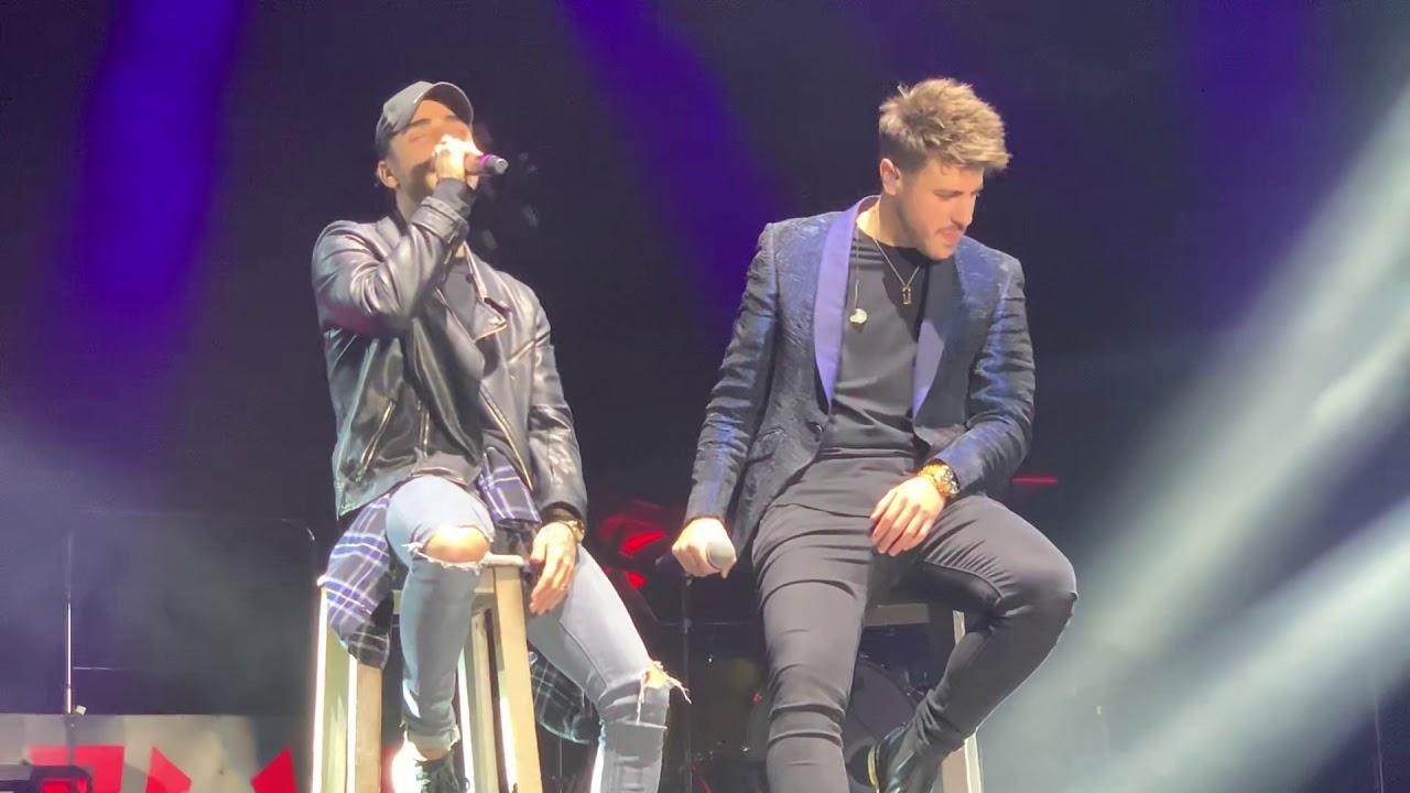 Download A dónde vas - Antonio José & Diogo Piçarra - Madrid 18/01/2019