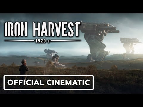 Iron Harvest - Official Cinematic Trailer