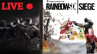 Rainbow Six Siege - Nerds play some Games