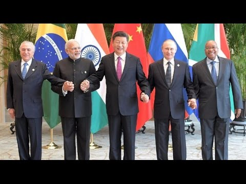 LIVE: Second day of BRICS summit gets underway