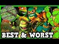 Teenage Mutant Ninja Turtles: Ranked Worst To Best | Which Is The Best TMNT?