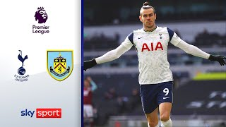 Gareth Bale ist zurück! | Tottenham Hotspur - FC Burnley 4:0 | Highlights - Premier League