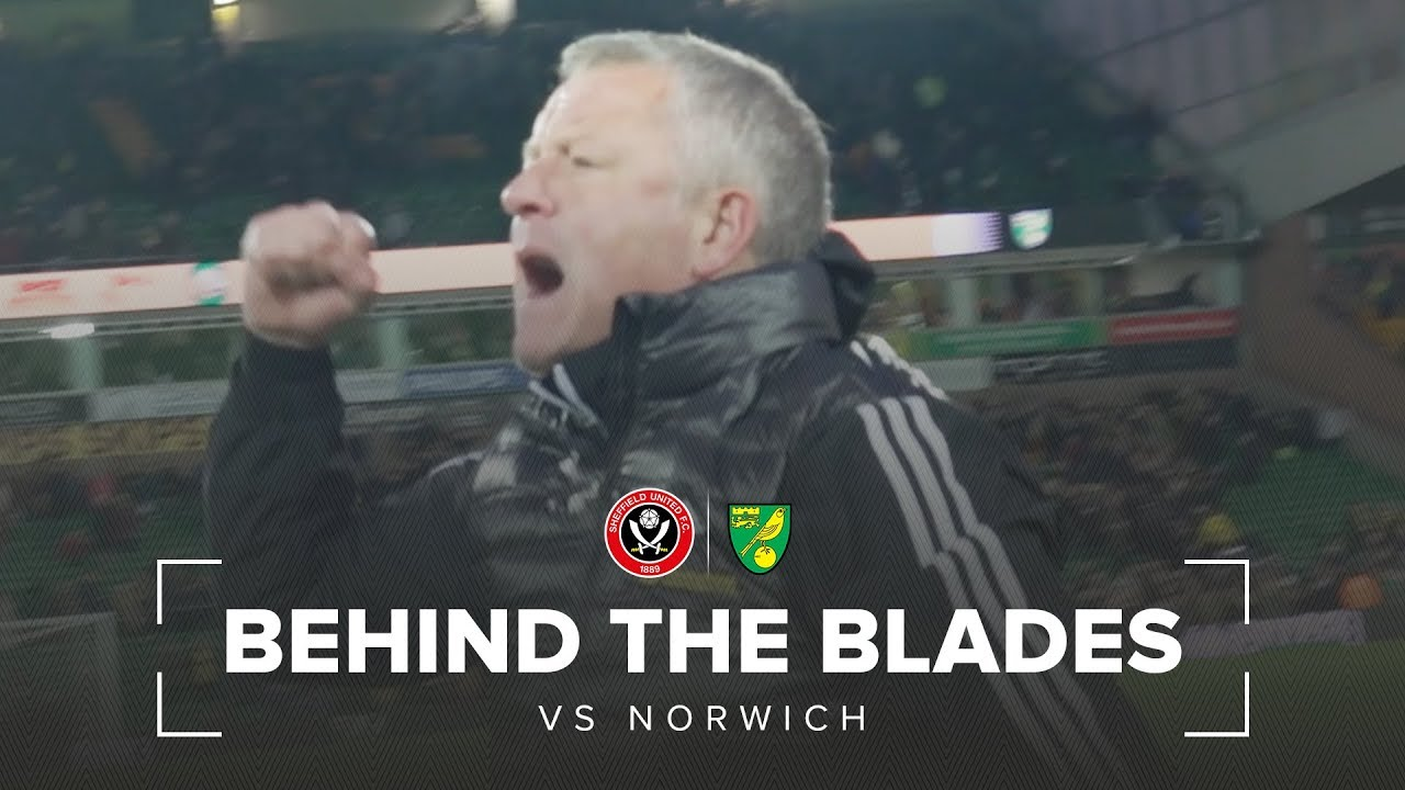 Behind The Blades | Sheffield United vs Norwich | VAR & Brilliant Blades Comeback