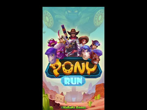 PONY RUN 3D màn 83