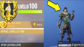 FORTNITE - BUG FOR COMPLETE THE BATTLE PASS OF SEASON 8