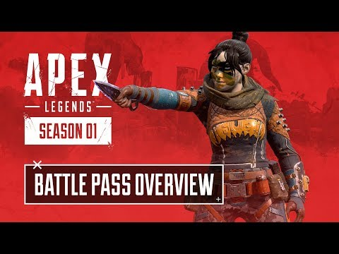 Apex Legends Season 1 Battle Pass Trailer
