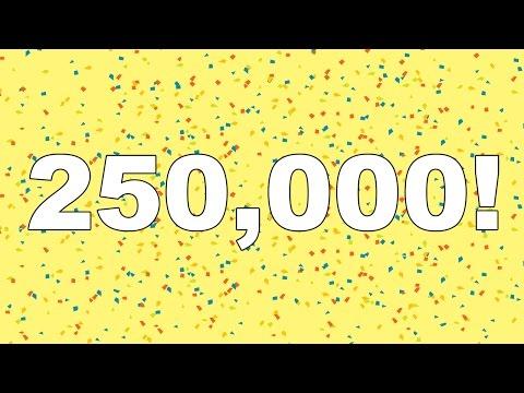 250,000 Subscriber Special! Q&A Part 1