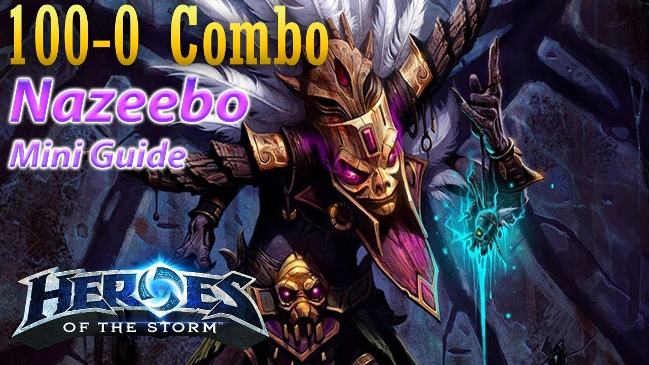 Nazeebo 100 0 Combo Explained And Made Easy Youtube He was the first hero i ever bought and leveled to 10, so i've a fair bit of experience with him (i'm level 70 now). nazeebo 100 0 combo explained and made easy