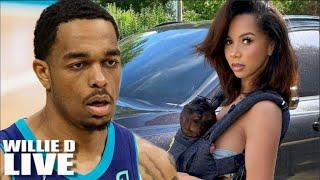 NBA Player Feels His Baby Mama Set Him UP