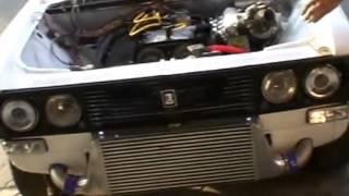 ВАЗ 2106 турбо двигатель