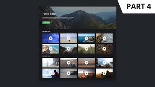 jQuery Tutorial: YouTube Video Gallery and Responsive Lightbox Plugin