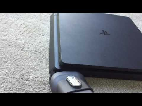 Quickly and easily clean your PS4 Slim (w/helpful tips)