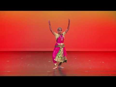 Indian Classical Dance (Bharatanatyam) - Siva Thandava