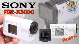 Sony FDR-X3000v 4K Action Camera - Best Action Cam EVER? : REVIEW & SAMPLE CLIPS!