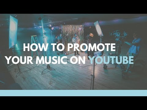 How To Promote Your Music On YouTube | Music Marketing & Promotion 1 of 3