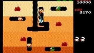 Dig Dug(Famicom)
