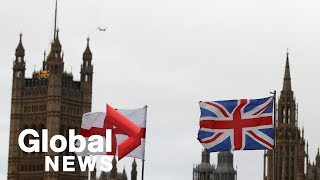 British parliament further discusses Brexit