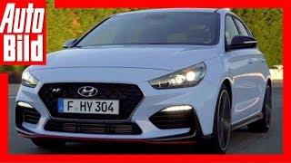 Hyundai i30 N 2017 Sportlicher Korea GTI Review Details Erkl rung Sound смотреть