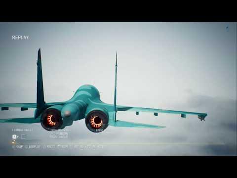 Ace Combat 7: Mission 13
