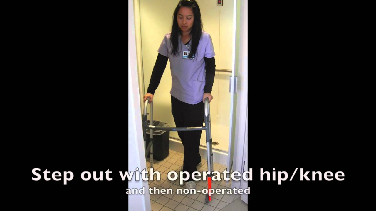How to Shower After Hip Replacement Surgery photo