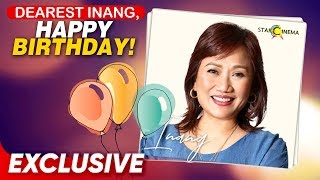 Wise words from Inang Olivia Lamasan | Special Video