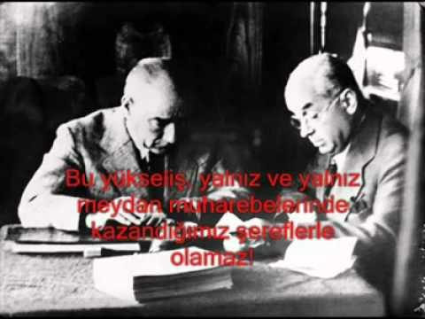 Atatürk'ün Kendi Sesinden Olduğu İddia Edilen Selanik Türküsü