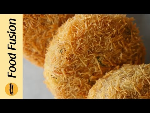 Pasta Cutlets Recipe By Food Fusion