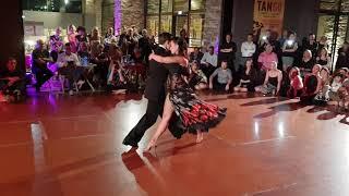 Europei di tango 2018 Cervia - Simone Facchini & Gioia Abballe