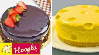 Everyone's Favourite Cake Recipes   Simple And Quick Cake Decorating Ideas   Hoopla Recipes
