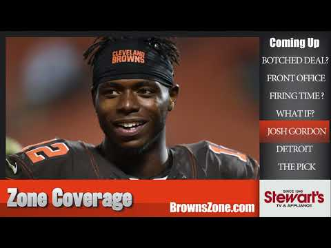 Cleveland Browns Zone Coverage Week 10
