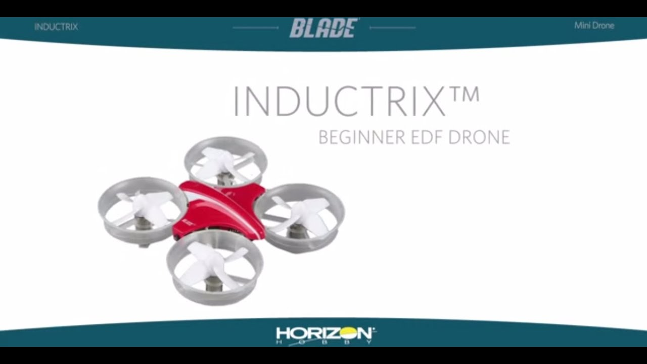Blade® Inductrix™ Ultra Micro Drone