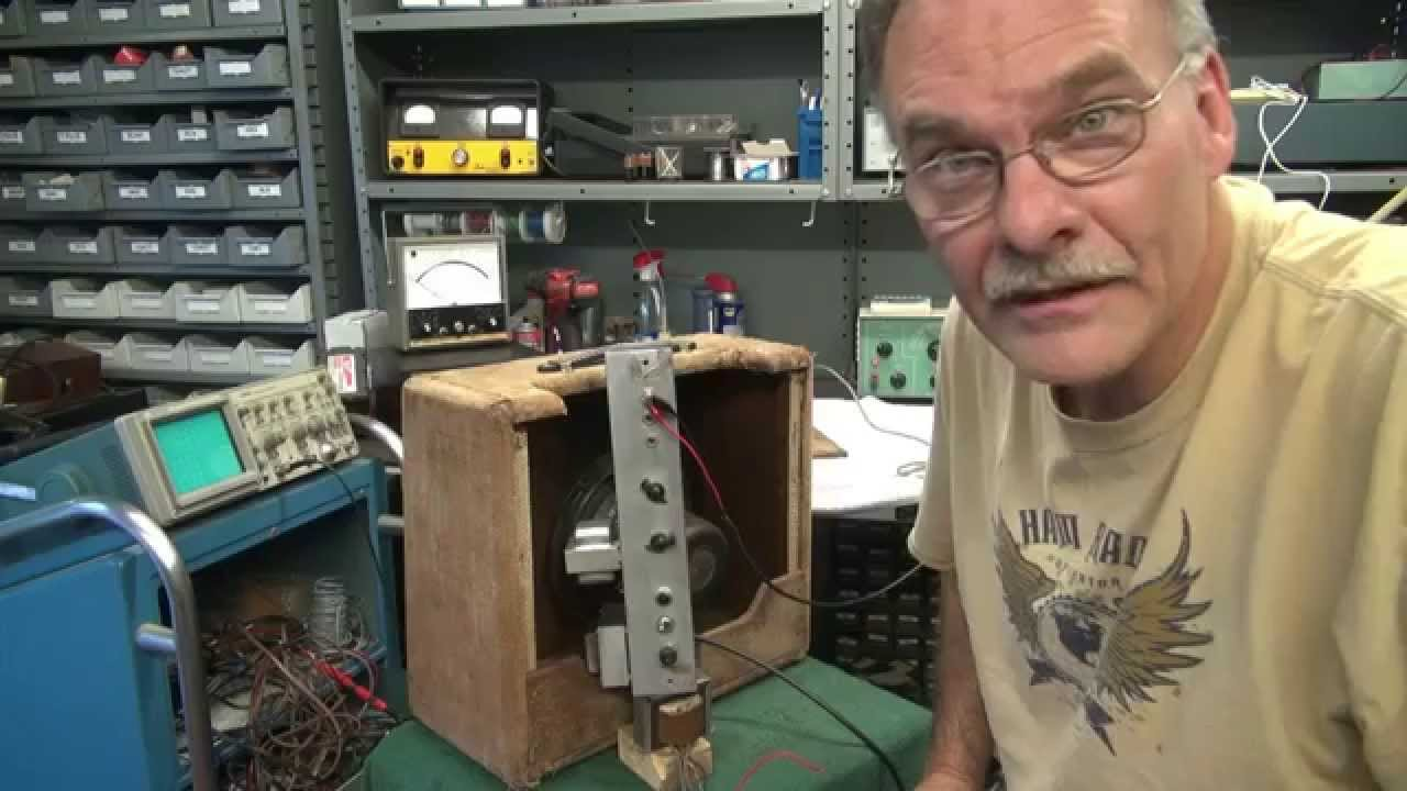 Vintage Fender Harvard Tube V Guitar Amp Repair Transformer Fix By D Lab Youtube