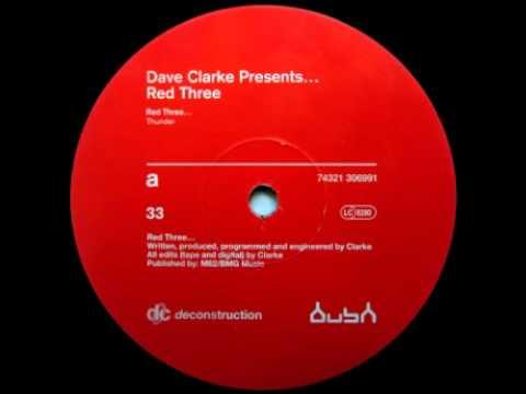 Dave Clarke - Red3 - Thunder