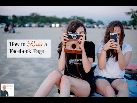 IE 29: How to Revive a Facebook Page