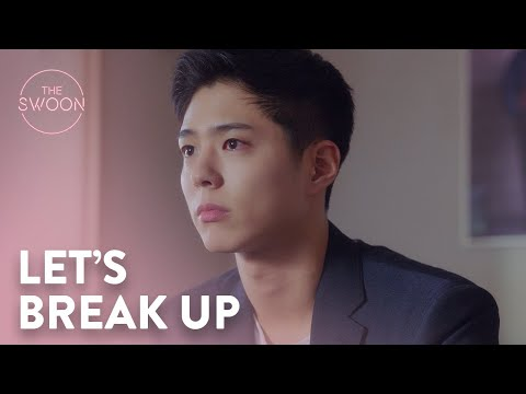 Park So-dam surprises Park Bo-gum with a breakup | Record of Youth Ep 14 [ENG SUB]