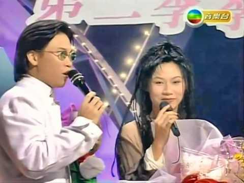 彭家麗 Angela Pang / 蘇永康 William So - 從不喜歡孤單一個 (LIVE) (1994年勁歌金曲第2季季選十大金曲)