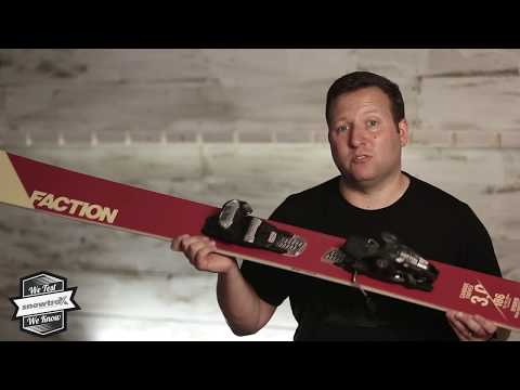 Faction CT3.0 – 2019 Ski Review
