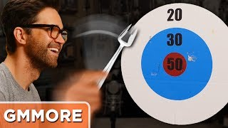 Main Channel Video: http://bit.ly/WeirdUtensils | Watch the previous episode: http://bit.ly/SubredditChallenge SUBSCRIBE to Good Mythical MORE: ...