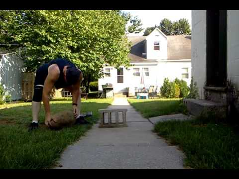 Manual Labor Style Workout