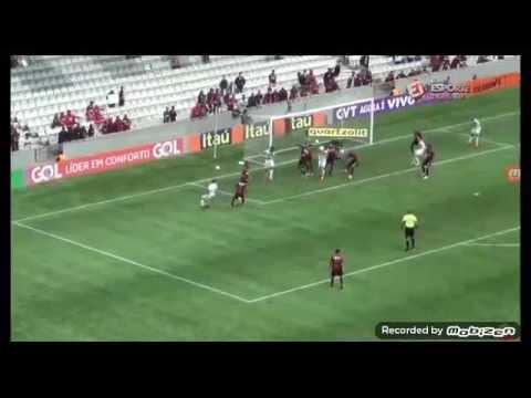 Melhores Momentos - Gols de Atlético-PR 3x0 Ponte Preta - Brasileirão 25/09/16