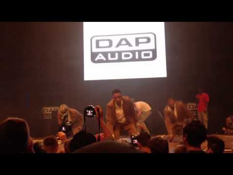 Show Dutch Soul Supply at The Notorious IBE 2013